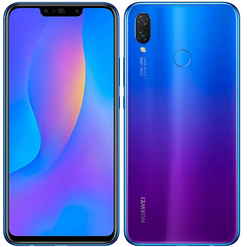Huawei P Smart Plus - 64 Go - Violet