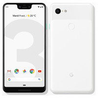 Vente flash exceptionnelle sur Google PIxel 3 XL - 128 Go - Blanc