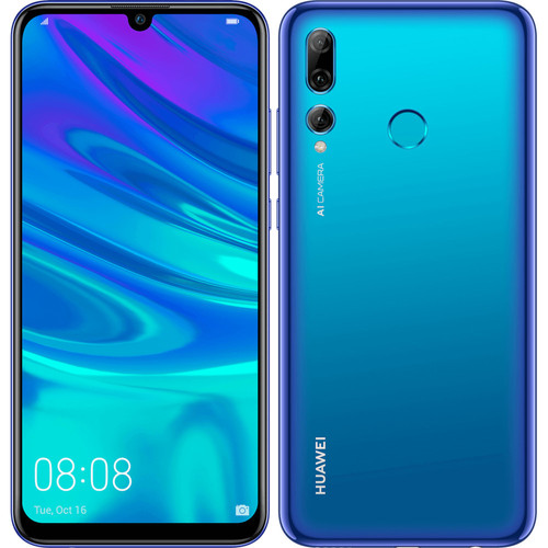 Huawei P Smart Plus 2019 - 64 Go - Bleu