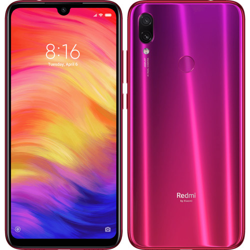Xiaomi Redmi Note 7 - 32 Go - Rouge