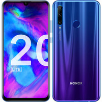 Honor 20 Lite - 128 Go - Bleu