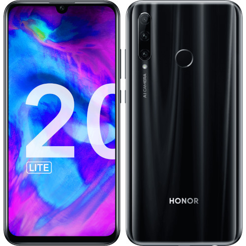 Honor 20 Lite - 128 Go - Noir