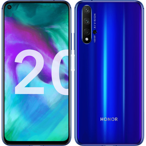 Honor 20 Bleu