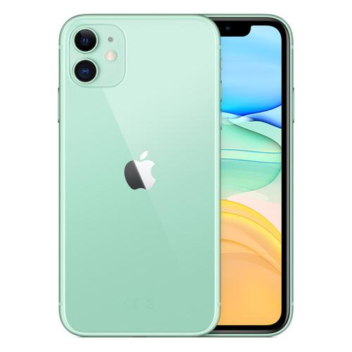 Apple iPhone 11 - 64 Go - Vert