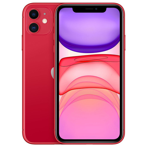 Apple iPhone 11 - 256 Go - Rouge