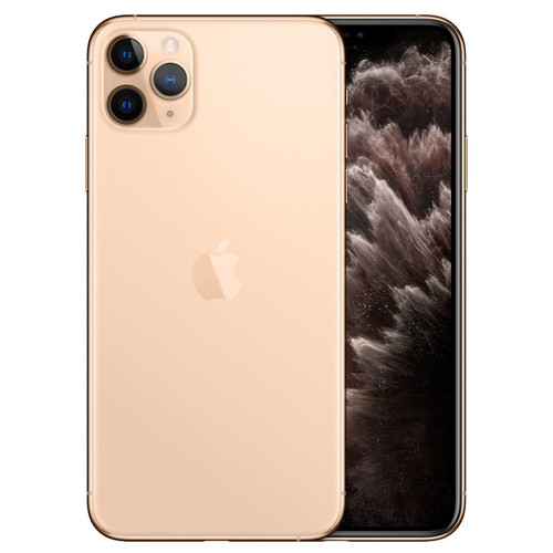 Apple iPhone 11 Pro Max - 512 Go - Or