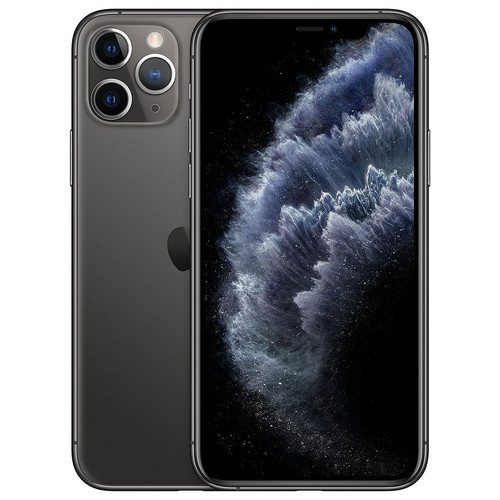 Apple iPhone 11 Pro Max - 64 Go - Gris sidéral