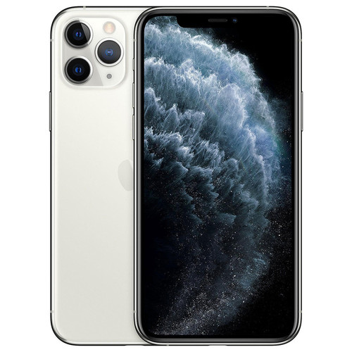 Apple iPhone 11 Pro Max - 64 Go - Argent