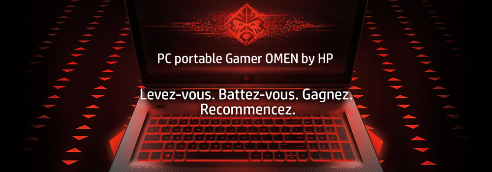 PC Portable Gamer OMEN by HP