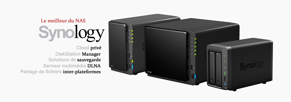 NAS Synology !